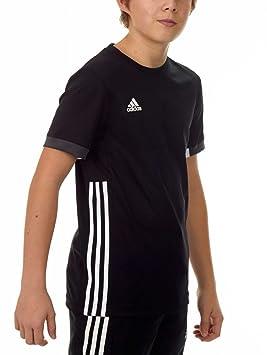 91f7a0c39e88e adidas T-Shirt pour Enfant T16 Team Thé Y: Amazon.fr: Sports et Loisirs