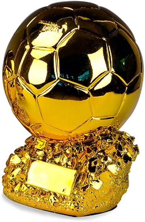Trofeo de Oro de fútbol Pelota de la Copa de Resina Coinciden con ...