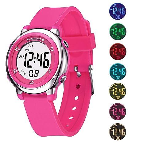 d7593e60bc Amazon.com  Kids Sport Digital Watches