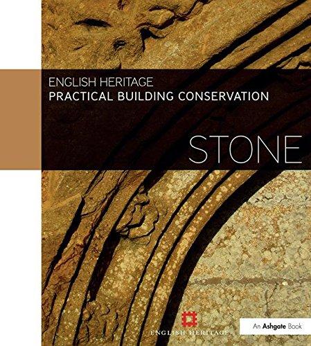 Practical Building Conservation: Stone (Volume 9)
