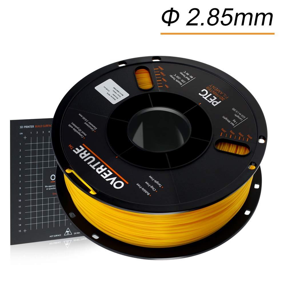 Filamento PETG 2.85mm 1kg COLOR FOTO-1 IMP 3D [7VBM9JKX]
