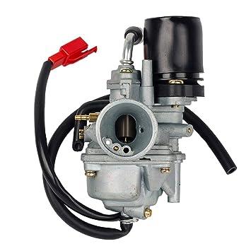 616pst1RFxL._SY355_ amazon com hifrom tm replace carburetor carb fits polaris sportsman