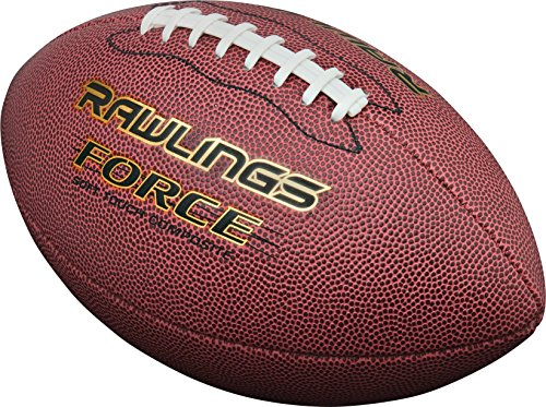 - Rawlings Force Composite Leather Official Size Football