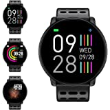 Smart Watch, LIFEBEE Fitness Tracker Waterproof Smartwatch 1.3 Inch TFT Color Screen with Heart Rate Monitor, Activity Tracker Pedometer Sleep Monitor SMS Call Notification for iOS Android iPhone