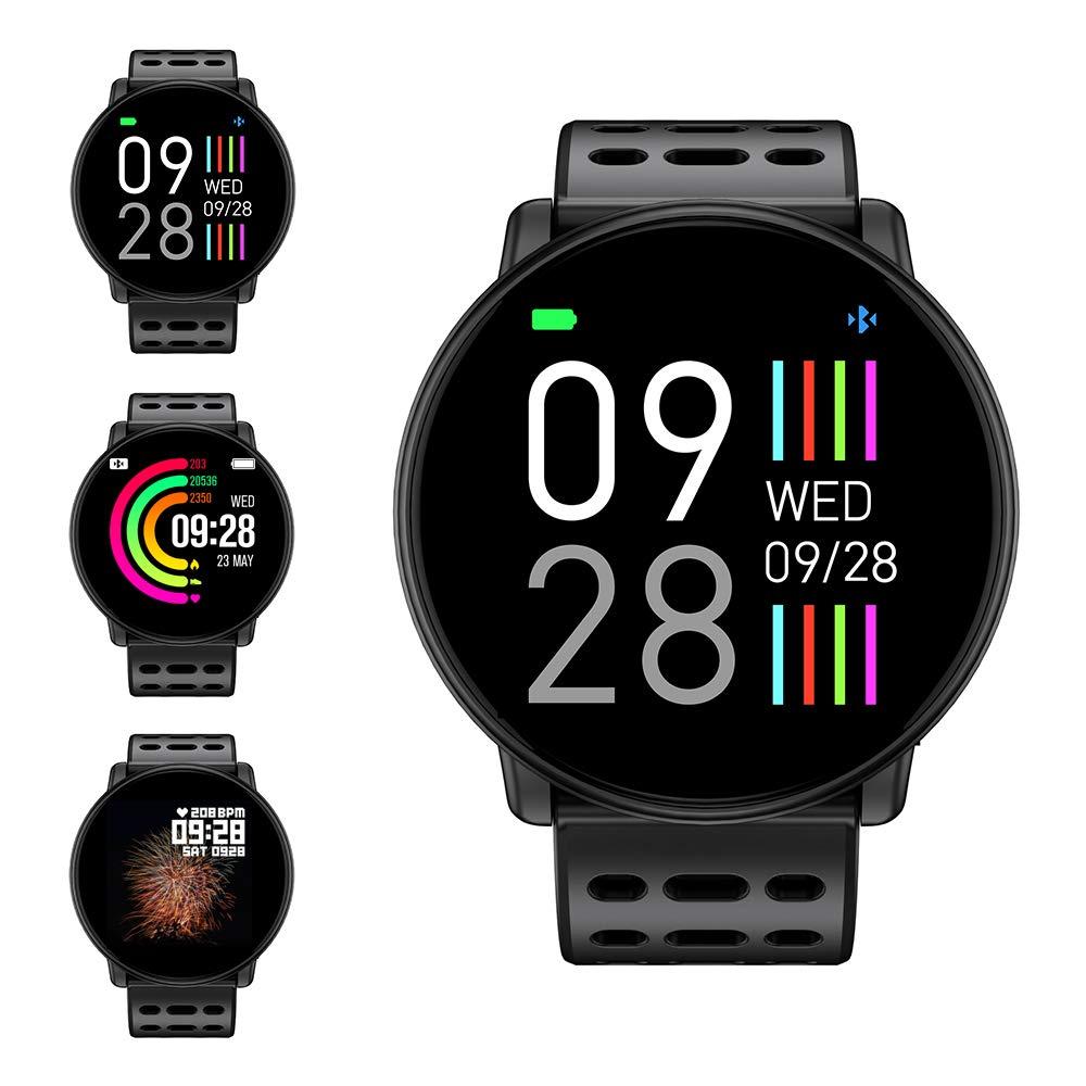 011983de69 Reloj Inteligente, LIFEBEE Smartwatch Hombre Mujer Pulsera Actividad  Inteligente Impermeable 1.3 Pulgadas Pantalla Color Pulsera