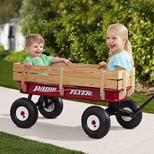 042385907758 - All-Terrain Steel & Wood Wagon carousel main 2