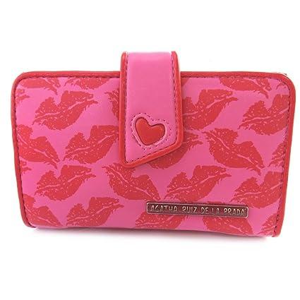 Cartera Agatha Ruiz De La Pradabesos rosa (s).: Amazon.es ...