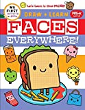 Draw + Learn: Faces Everywhere (My First Activity Book: Draw + Learn)
