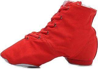 SWDZM Slip-on Jazz Dance Shoes(for Adults/Children) UK-359