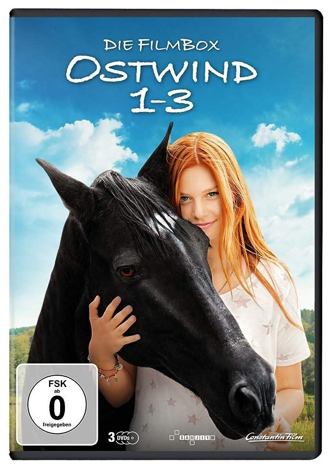 Ostwind 1-3 [Alemania] [DVD]