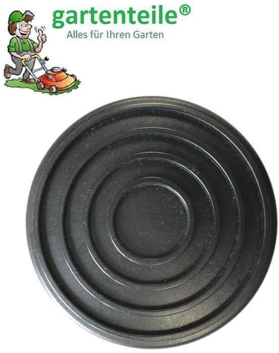 3 St/ückRasentrimmer Ersatzspule//Doppel Fadenspule Plus eine Haube//Spulenabdeckung passend f/ür ALDI Gardenline Elektro Rasentrimmer GLR 453 Set 3+1
