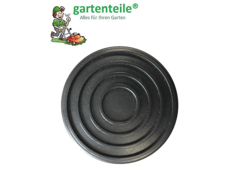 2x Spulendeckel Spulenabdeckung Haube für Gardenline Aldi KingCraft TopCraft