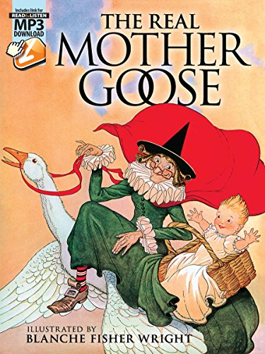 Real Mp3 - The Real Mother Goose: with MP3 Downloads (Dover Read and Listen)