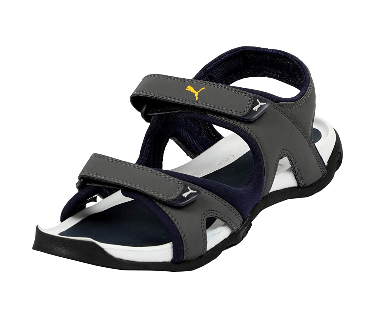 Puma Men's Jimmy Blue Sandals-11 UK