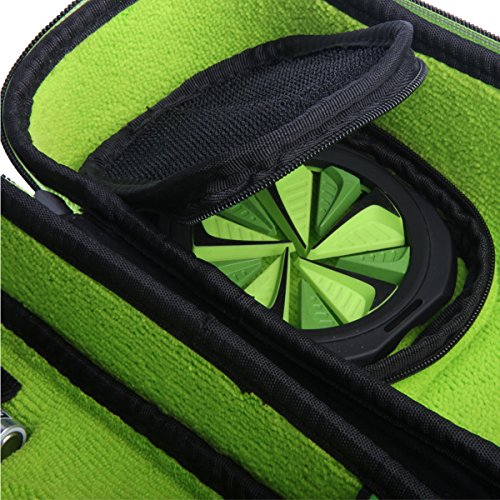 Exalt Paintball Carbon Series Loader Case - Lime by Exalt (Image #3)