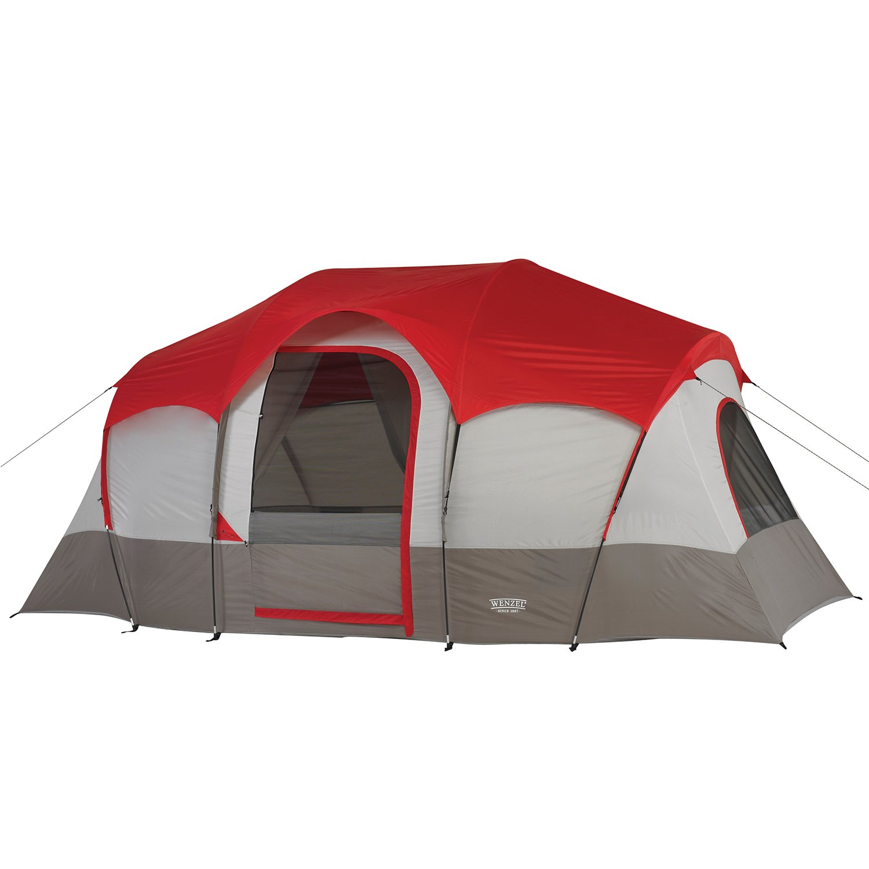 Wenzel Blue Ridge 7 Person 2 Room 14 Feet by 9 Feet Tent [並行輸入品] B071F6BM9L