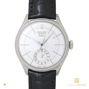 official photos 91b7a 4851c Amazon | 【ロレックス】 ROLEX 腕時計 チェリーニ デュアル ...