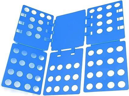 MorNon Carpeta Ropa Camiseta Tablero Plegable Flip Fold ...