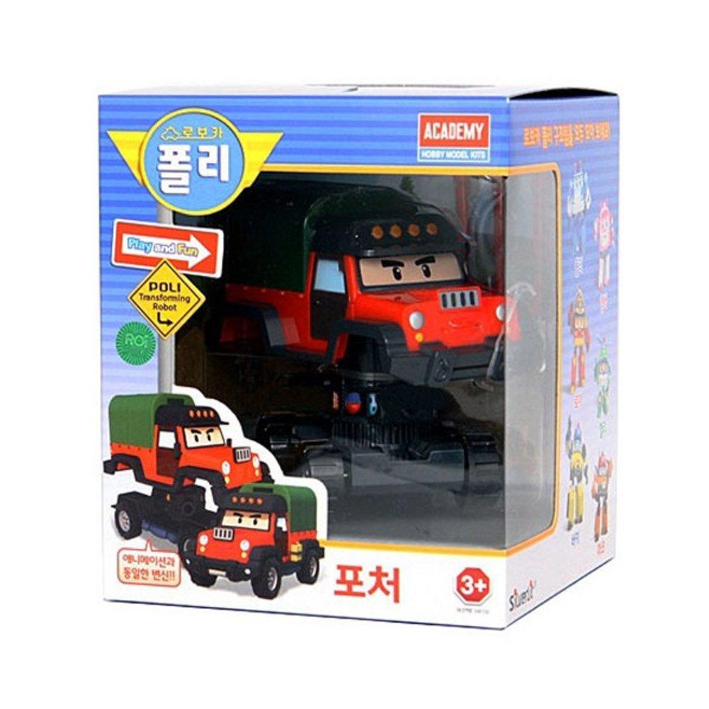 Robocar Poli - Poacher (Transformers) Bad Guy Character