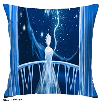 Amazon.com: DISNEY COLLECTION Decorative Throw Pillow ...