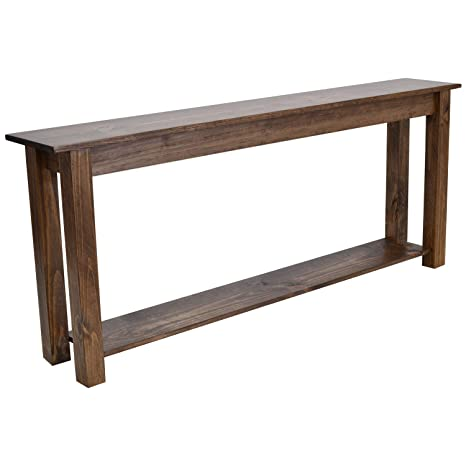 Amazon.com: Lancaster Sofa Table (36): Kitchen & Dining