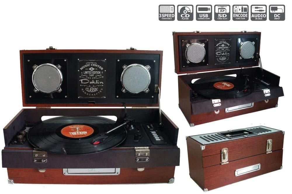 Dorex 7914 - Tocadiscos bom-Box: Amazon.es: Electrónica