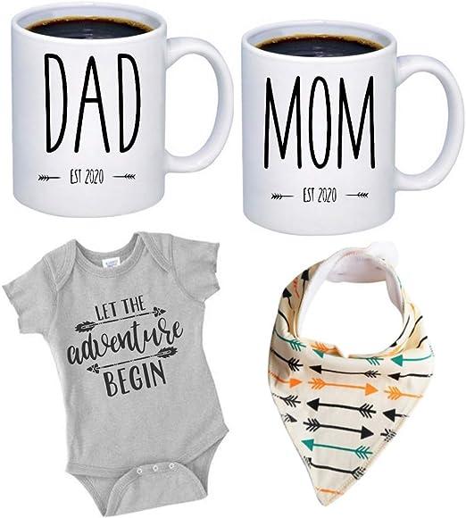 Baby Shower Keepsake Maternity Present Personalise Your Own Bib Gift