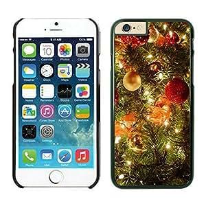 Iphone 6 Plus case,Merry Christmas Iphone 6 Plus case Black Cover