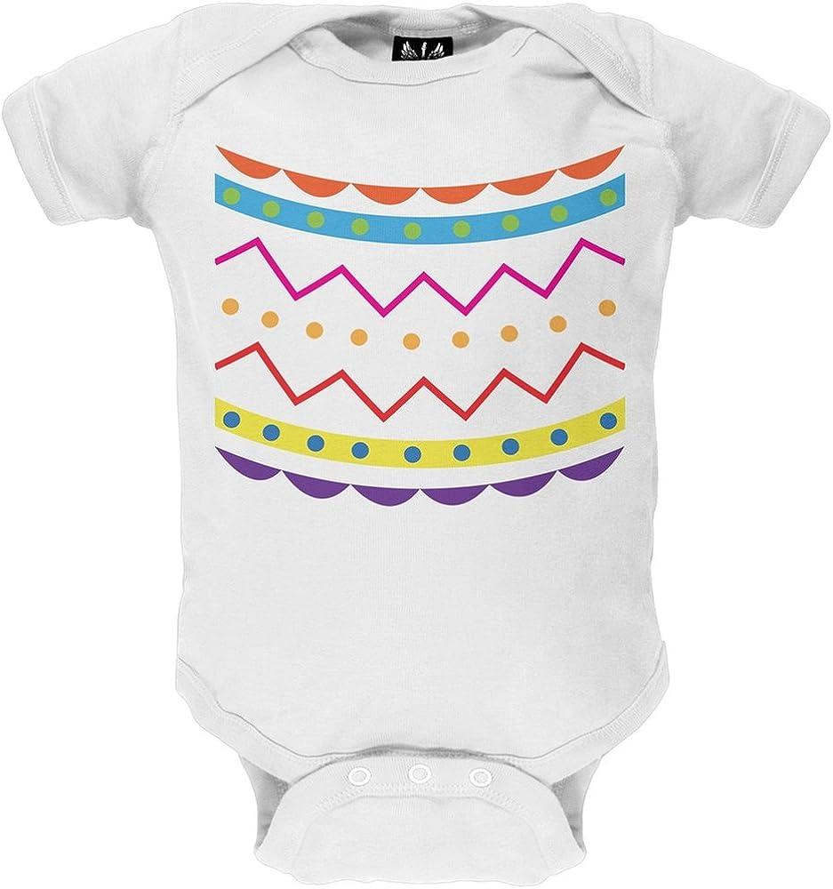 Huevo de Pascua body de disfraz infantil de - 6 meses: Amazon.es ...
