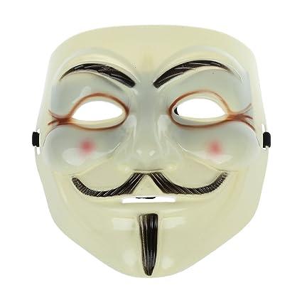 TOOGOO(R) Mascaras de fiesta Halloween retro de plata Mascara mascarada para ninos mujer