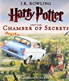 harry potter hardcover british - Harry Potter and the Chamber of Secrets: The Illustrated Edition (Harry Potter, Book 2)