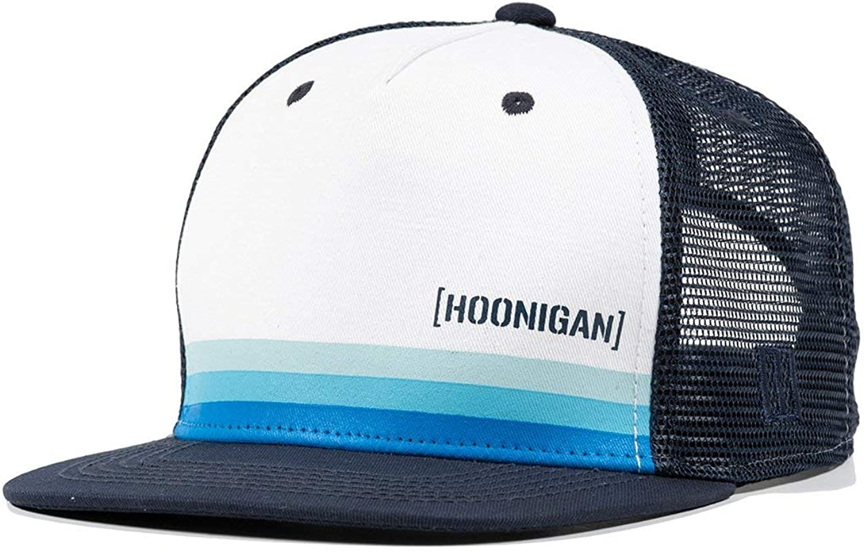 One Size Hoonigan Trucker Perfect for Car and Drifting Enthusiasts Mechanics and Gear Heads Adjustable Cap