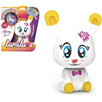 LUMILUVS TIgerHead Toys, Ltd. - Conejo Mascotas Electrónicas