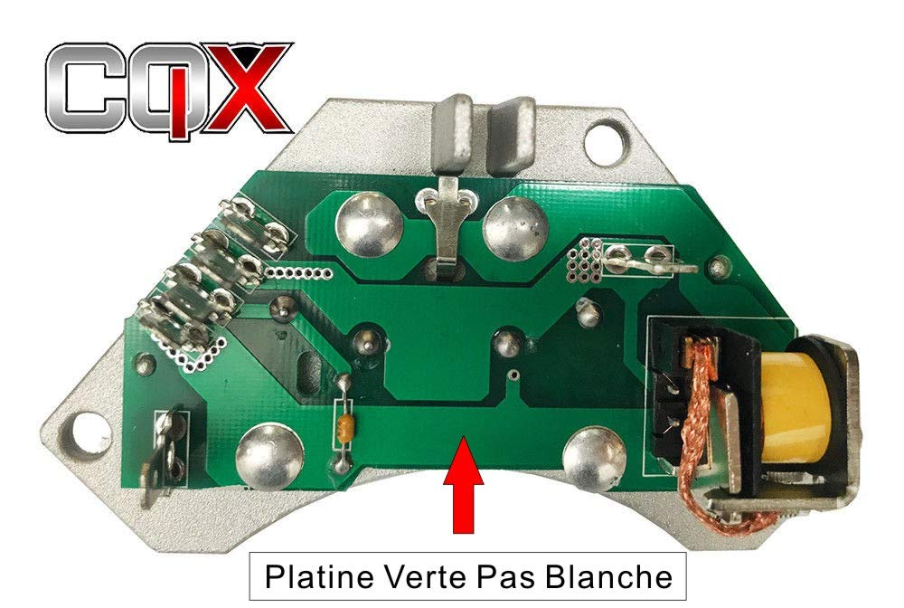 CQX Resistance PULSEUR dair BERLINGO Saxo XANTIA XSARA Picasso 644178