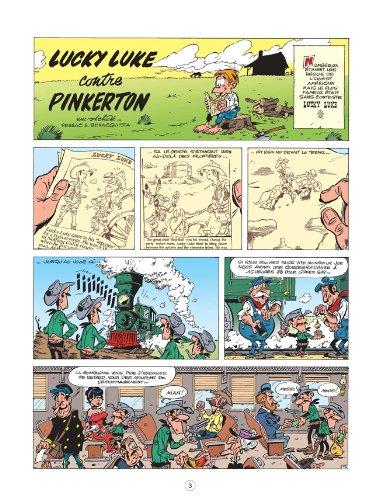 Aventures de Lucky Luke daprès Morris Les - tome 4 - Lucky Luke ...