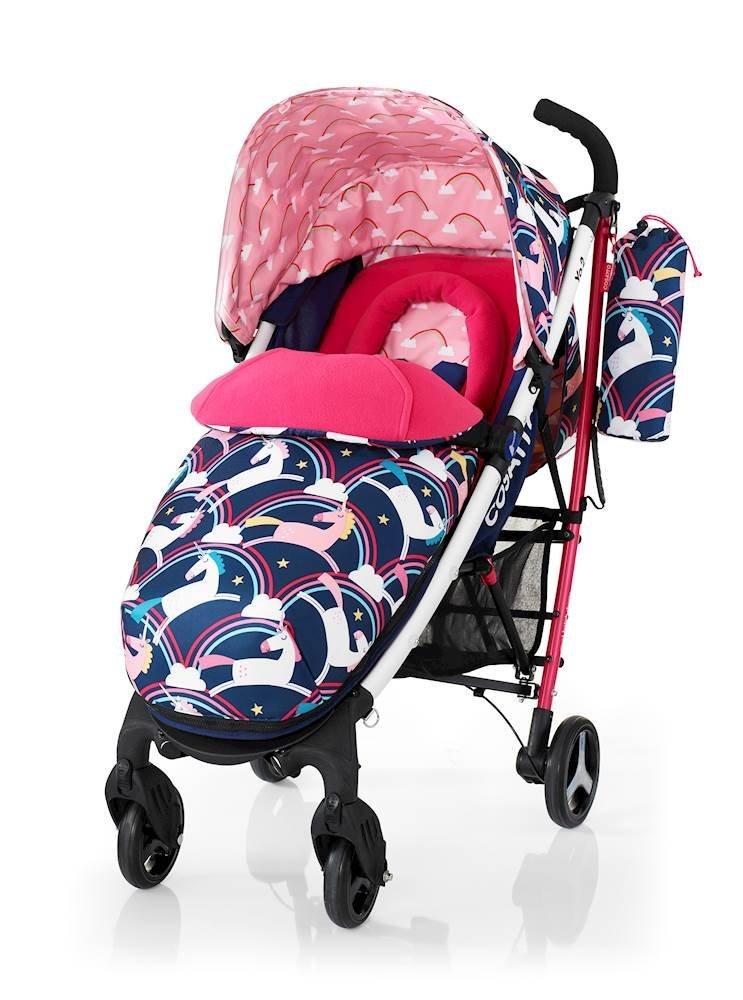 COSATTO Yo 2 Stroller (Go Brightly) CT3202