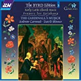 The Byrd Edition 3: Early Latin Church Music - Propers for Epiphany (1999-09-01)