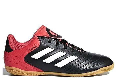 brand new 0af3a b4c03 Adidas Copa Tango 18.4 in J – Scarpe da Calcetto, Unisex Bambini, Nero (