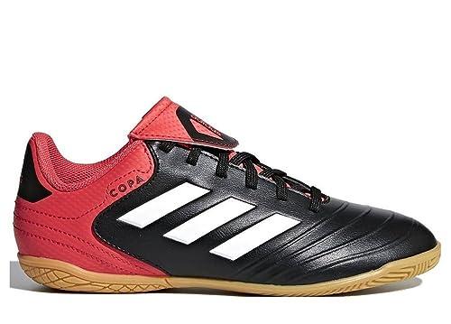 Adidas Copa Tango 18.4 In J, Zapatillas de fútbol Sala Unisex para Niños, Negro (Negbas/Ftwbla/Correa 000), 28.5 EU: Amazon.es: Zapatos y complementos
