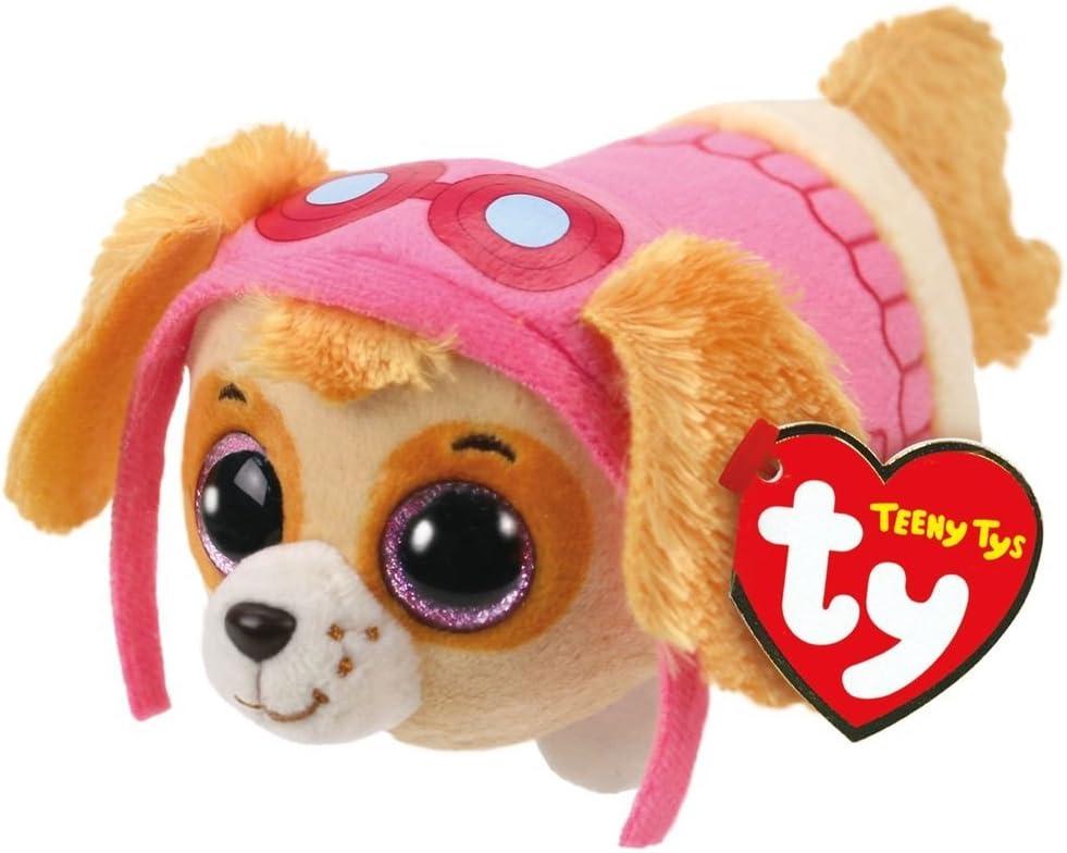 TY Teeny TY/'S PAW PATROL ~RUBBLE ROCKY /& ZUMA BRAND NEW 3