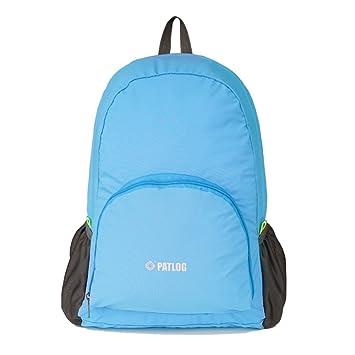 mochila para senderismo, 25 l, Ultra ligera, impermeable, para hombres y mujeres