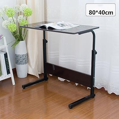 réglable Table pliante Table d'ordinateur portable Land paresseux tables mobiles 11 couleurs disponibles 60 * 40cm Peut être tourné ( Couleur : 4# )