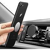 tonitott Supporto Auto Smartphone Magnetico, Porta Cellulare Auto Magnetico Rotazione a 360 Gradi Presa d'Aria Universale Magnetico Auto Supporto per iPhone XS Max/XR, Sumsung S8 S7, Huawei, GPS ECC