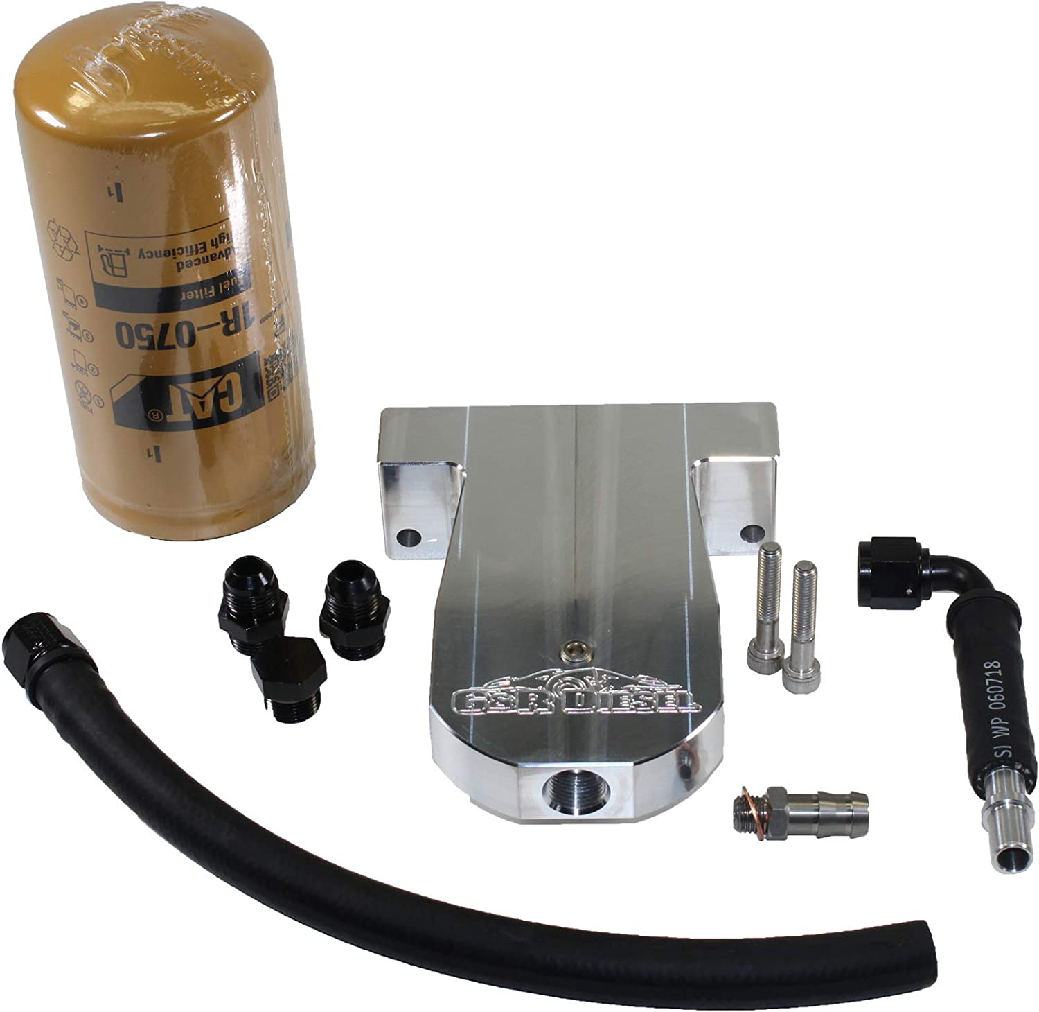 FASS or AirDog for a Dodge 03-07 Common Rail Cummins Fuel Filter Delete Kit