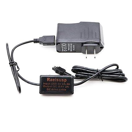 Amazon.com: AC-L200 AC-L25A Mobile Power Bank USB Charger ...