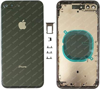 Back Cover Telaio SCOCCA Posteriore Vetro iPhone 8 Plus A1864 ...
