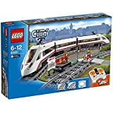LEGO - City - Le train de passagers à grande vitesse - 60051 - Jeu de Consruction