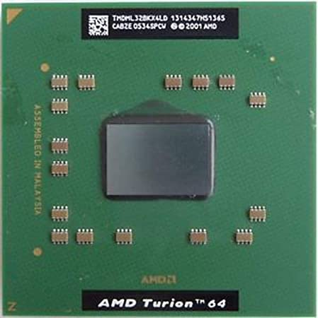 Amazon.com: AMD Mobile Athlon 64 3400+ 754 1MB L2 AMA3400BEX5AR: Computers & Accessories