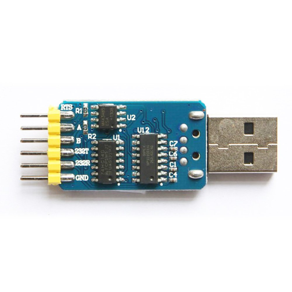 Amazon com: Solu CP2102 usb TTL RS485 RS232 Interconversion