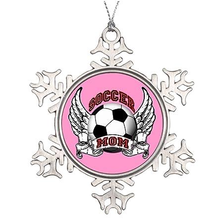 Call ME BAby Árbol Rama Decoración Fútbol mamá Tatuaje único Copo ...
